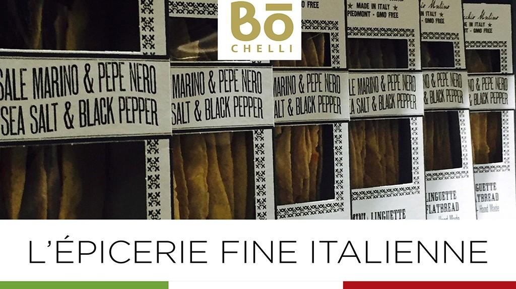 Pefaco Hotel Maya Maya 5* opens italian grocery store inside the Restaurant Bochelli