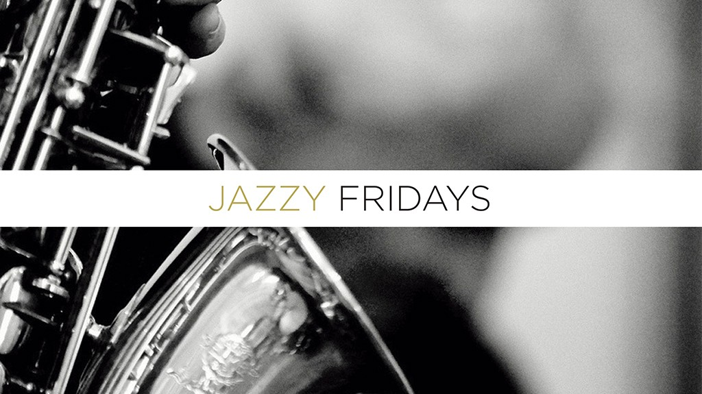 Jazzy Fridays – 1st edition