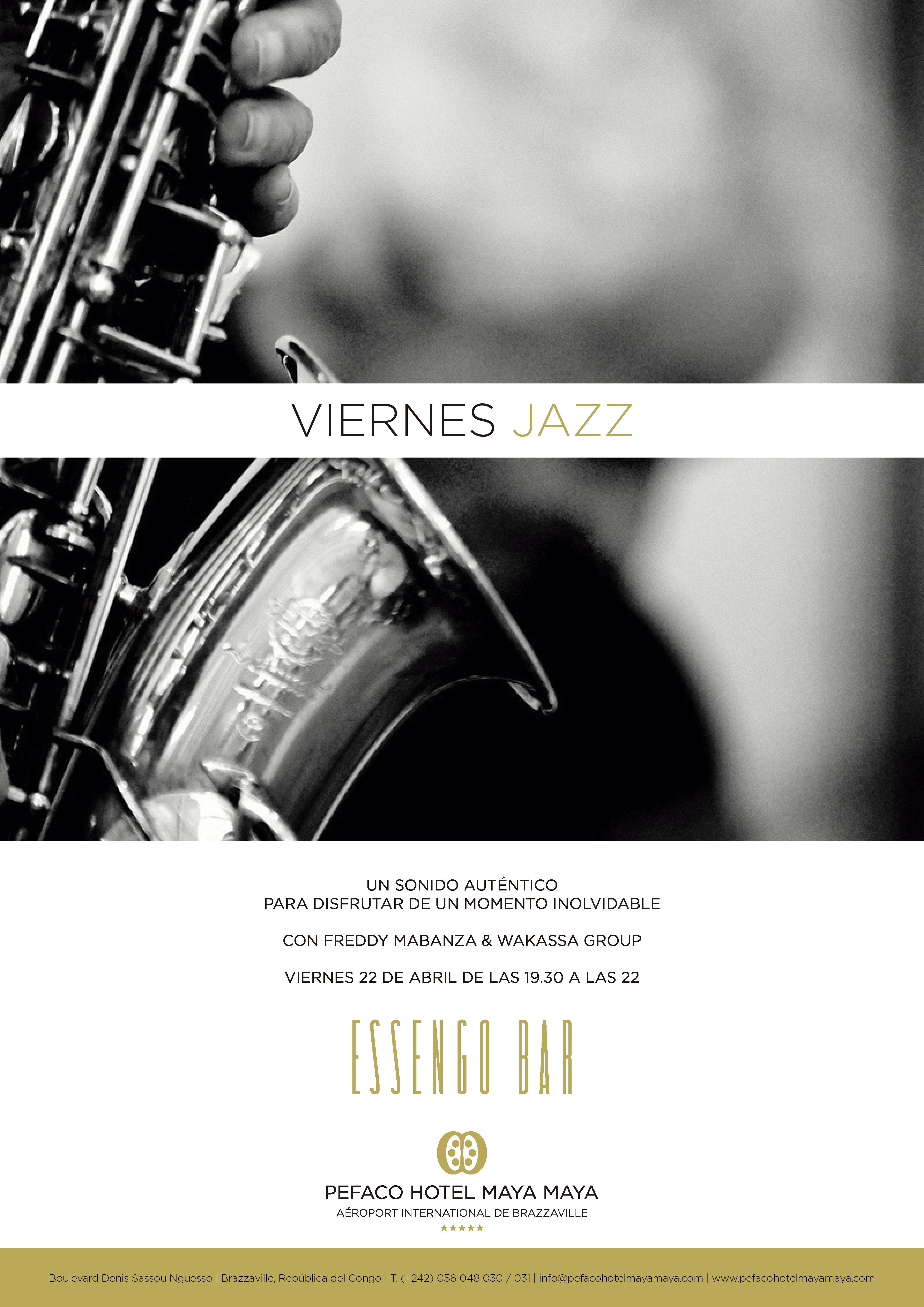 Viernes Jazz - 1a edición