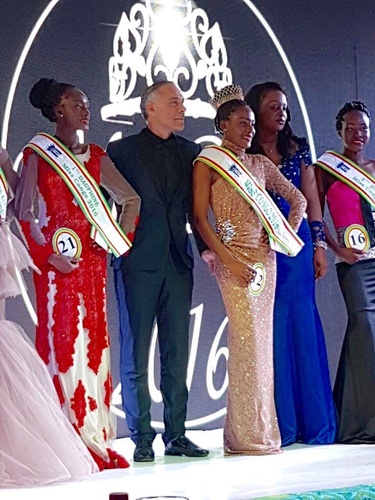 Élection de Miss Congo 2016 au Pefaco Hotel Maya Maya 5*